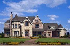 Grand Homes Hamptons   plan# 6408-6968   (6029-6779 sq. ft.!)