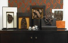 Batik copper stamps are pieces of art.  Vivere   Culture.