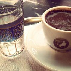 Turkish coffee hour