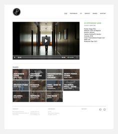 modularplus / pd chlastawa website Corporate Design, Web Design, Website, Logos, Design Web, Logo, Brand Design, Website Designs, Site Design