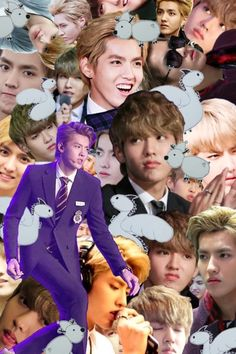 Kris collage