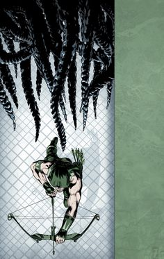 GREEN ARROW #43 Written by BENJAMIN PERCY Art and cover by PATRICK ZIRCHER