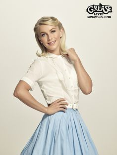 'Grease: Live' First Look: Julianne Hough as Sandy (PHOTOS) | Variety
