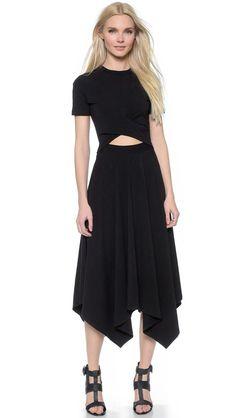 Gorgeous black prom dress under $250!