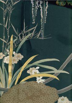 Taisho Uchikake.  Taisho period (1912-1926), Japan.  The Kimono Gallery.