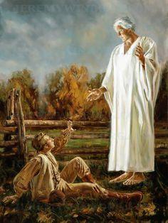 Jeremy Winborg Art: Original Oil Paintings: LDS artwork Joseph ...