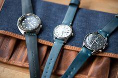 """""""Product Highlight: Summer Blues"""" via @watchville"""