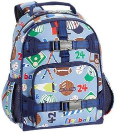 115c34c72aef Mackenzie Junior Varsity Backpack. Back To School 2017Small BackpackBoys  AccessoriesPottery Barn KidsLunch BagsBackpacksBagsBackpack ...