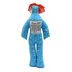 Dammit Dolls - Light Blue - Sailboat/Whale/Anchor - $14.99 - Dammit Dolls - The Beadcage - Jewelry & Gift