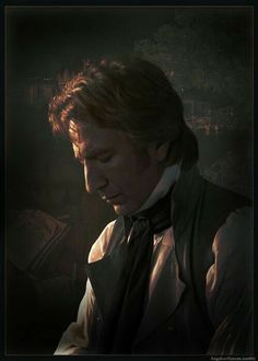 "Alan Rickman as Colonel Brandon in ""Sense and Sensibility"" Jane Austen, I Movie, Movie Stars, Tv Spielfilm, Alan Rickman Always, I Look To You, Alan Rickman Severus Snape, Severus Rogue, British Actors"