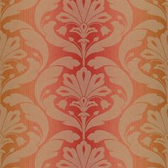 Sanderson - Traditional to contemporary, high quality designer fabrics and wallpapers | Products | British/UK Fabric and Wallpapers | Delaunay Damask (DOPWDE105) | Options 10 Wallpapers