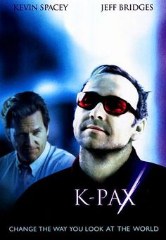 K-PAX http://www.icflix.com/eng/movie/76sdmcan-k-pax #KPAX #icflix #SciFiMovie #ScienceFictionMovies #FantasyMovies #MaryMcCormack #JeffBridges #KevinSpacey #IainSoftley