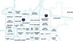 Find your dream neighborhoods in Denver. The best Denver neighborhoods suggested by Usaj Realty brokers | Usaj Realty