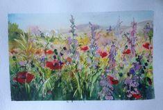Watercolor by Ela Rusu (România ) Facebook Sign Up, Watercolor, Painting, Art, Pen And Wash, Art Background, Watercolor Painting, Watercolour, Painting Art