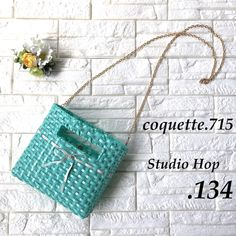 Straw Bag, Projects To Try, Coin Purse, Weaving, Purses, Bags, Profile, Instagram, Craft Bags