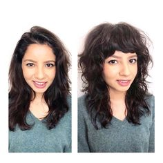 Best Snap Shots Scene Hair curly Thoughts Obtaining world hair cuts that appear awesome and not saying can be difficult, partially as there a Curly Hair With Bangs, Haircuts For Curly Hair, Shag Hairstyles, Short Curly Hair, Hairstyles With Bangs, Hairstyle Men, Formal Hairstyles, Curly Shag Haircut, Medium Curly