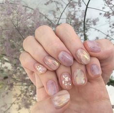 63 latest nail art pictures, 2019 most popular fashion nails, everyone likes it, let's take a look! - Page 39 of 63 - Nails - Ideas For Women's Nail Art Diy, Diy Nails, Cute Nails, Pretty Nails, Nail Art Designs, Shellac Designs, Nail Art Pictures, Art Pics, Marble Nail Art