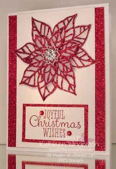 Joyful Christmas by tyque - Cards and Paper Crafts at Splitcoaststampers