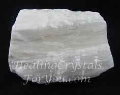 Natural White Selenite is powerful for activating dormant abilities from past lives.  it has the capacity to take you to the Higher realms.