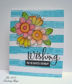 Best birthday wishes for a friend ecards stamp sets Ideas Birthday Card Sayings, Birthday Cards, Cute Cards, Diy Cards, Best Birthday Wishes, Happy Birthday, Sending Hugs, Card Making Inspiration, Flower Cards
