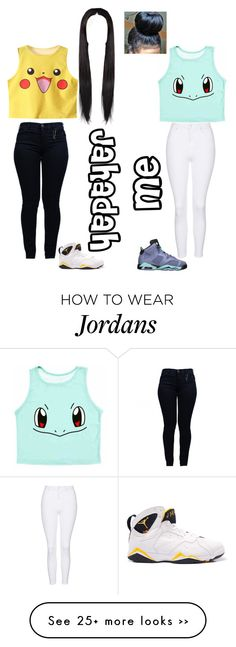 """Jahadah and I"" by chatten on Polyvore featuring Armani Jeans and Topshop"