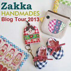 Zakka Handmades Blog Tour Starts Here! - verykerryberry