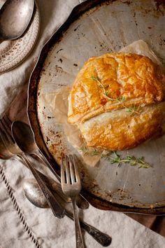 Rotisserie Chicken Pot Pie with Puff Pastry Crown | PARTNER IN DINE