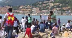 Rund 150 afrikanische Migranten haben gestern italienische Polizeisperren durchbrochen und sind nach Frankreich gelangt. Muss man das tolerieren?