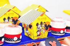 Casinha Mickey - Moldes Festa Mickey Mouse                                                                                                                                                      Mais