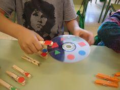 joc formes geomètriques