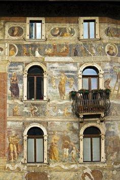 Piazza del Duomo - Trento, Trentino-Alto Adige, Italy