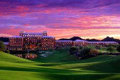 The Westin Kierland Resort & Spa. Desert oasis where golf courses, pools, spa, and fabulous dining are waiting to be explored. #SPG, #travel, #memberfav