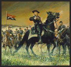General George Custer, USA -DAN NANCE