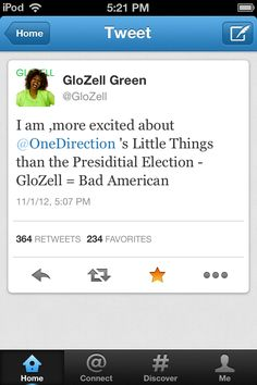 Your not the only one GloZell :D
