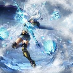 League of Legends Ashe