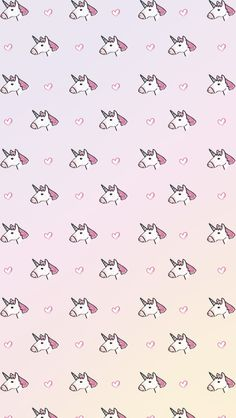 background para whatsapp unicorn