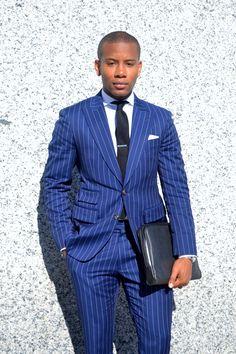 Imparali Custom Tailors Chalk Striped Edinburgh Suit 6e2233e89be66