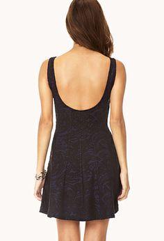 Opulent A-Line Dress | FOREVER 21 - 2000128724