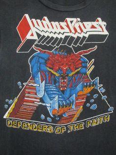 JUDAS PRIEST SALT PALACE ACORD ARENA AUG 1984  Opening band: The Jack