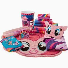 My Little Pony Merch News: My Little Pony Bath Rug, Towels and More at Walmart My Little Pony Bedroom, Unicorn Rooms, Hasbro My Little Pony, Tub Mat, My Little Pony Merchandise, Pony Party, Rainbow Dash, Toys For Girls, My Baby Girl