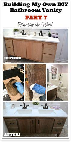 Bathroom Vanities Under $400 amazing bathroom transformation for under $400 dollars! – 20 pics