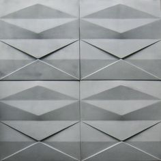 16x16 Compton Natural Gray, geometric textured tile for fireplace, probably in white