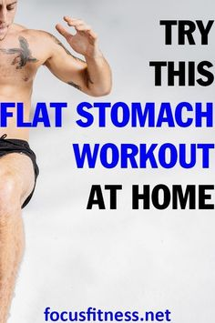 If you want a flat stomach or ripped abs, this flat belly home workout will help reduce belly fat and build your abdominal muscles. Stomach Workouts At Home, Flat Stomach Tips, At Home Workouts, Toning Workouts, Workout Routines, Lose Tummy Fat, Reduce Belly Fat, Belly Fat Loss, Burn Belly Fat Fast