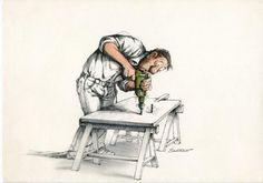 Bricolage par Claude Serre - Illustration