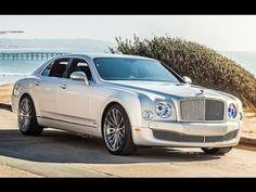 Bentley Mulsanne on ADV.1 Wheels
