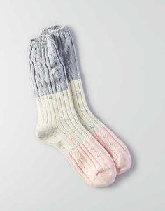 Wondering if you have to fit socks onto the remainder of your desired look? You've come to the correct place, taylor diesel has specialist tips right here. Fall Socks, Cozy Socks, Winter Socks, Fluffy Socks, Happy Socks, Mens Outfitters, Urban Outfitters, Knitting Socks, Sock Shoes