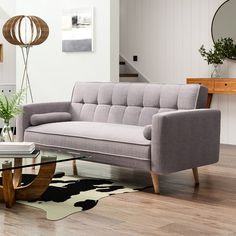 Add a stylish edge to your home with the modern Ethan 3 Seater Sofa Bed. A contemporary sofa . Sofa Bed Uk, Chesterfield Sofa Bed, 3 Seater Sofa Bed, Sofa Seats, Couch, Sofa Bed Retro, Ikea Sofa Bed, Sofa Design, Interior Design