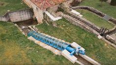 Hidrotor, una nueva forma de ver la energía hidráulica - https://www.renovablesverdes.com/hidrotor-una-nueva-forma-de-ver-la-energia-hidraulica/