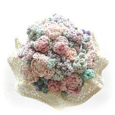Bouquet da sposa Bouquet Sposa fiori di nozze di ArigatouShop