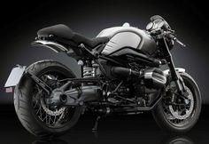 """BMW R nineT Cafe Racer 